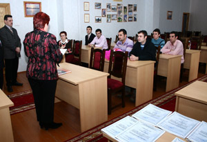 Russian language courses for foreign citizens